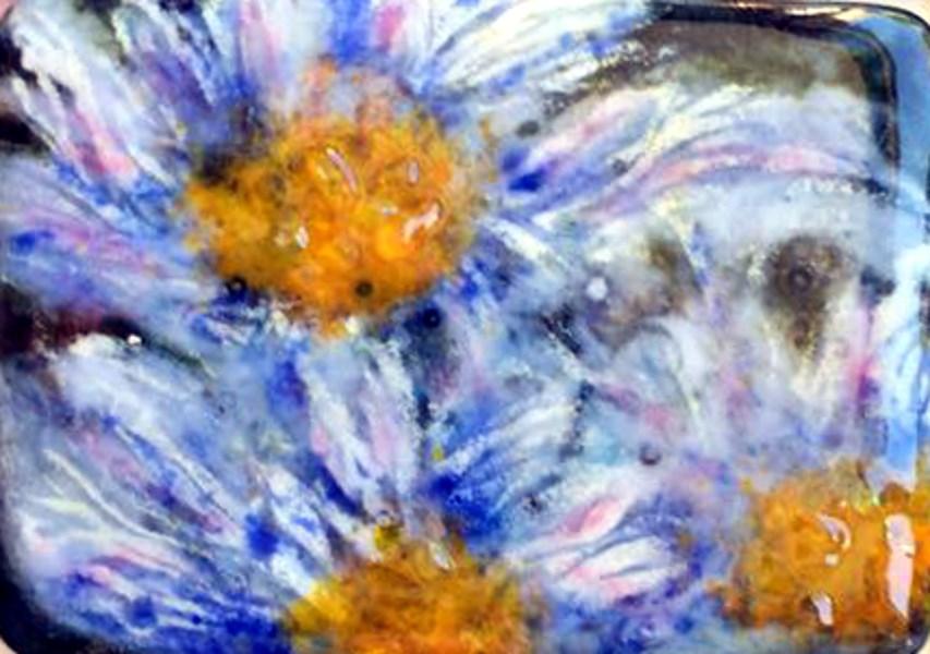 """Daisies for Mom"" original fine art by Kristen Dukat"