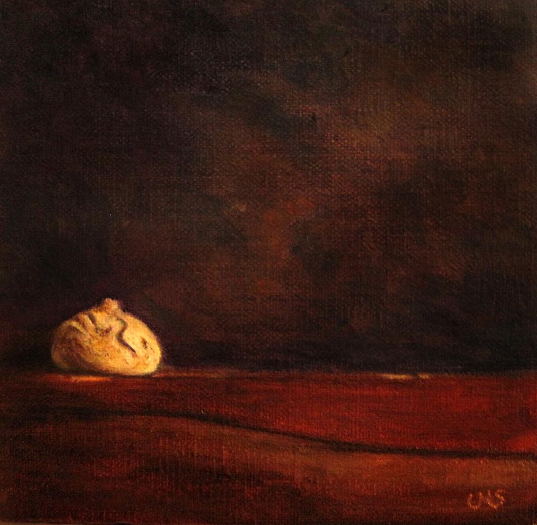 """""""Amaretto"""" original fine art by Ulrike Miesen-Schuermann"""