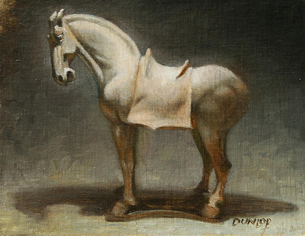 """Tang #3"" original fine art by Bobbi Dunlop"