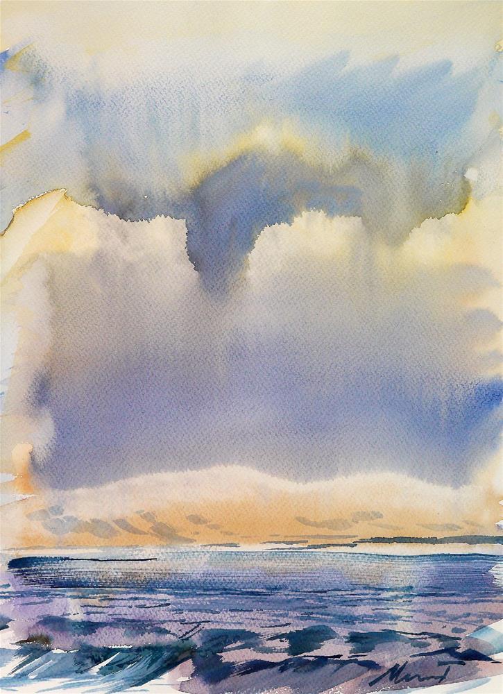 """dune Pyla"" original fine art by Beata Musial-Tomaszewska"