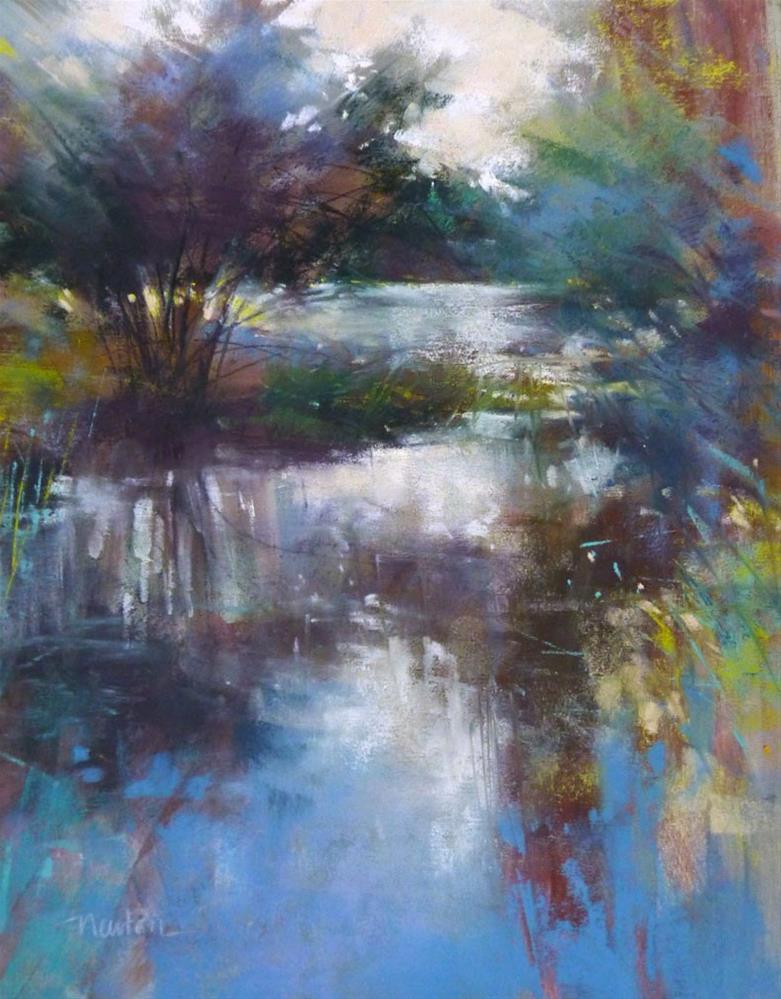 """""""Where the Heart Is"""" original fine art by Barbara Benedetti Newton"""