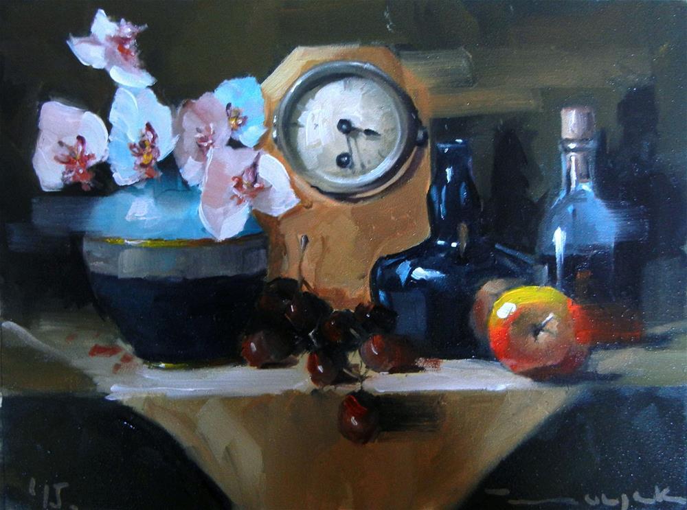 """Vintage"" original fine art by Dragan Culjak"
