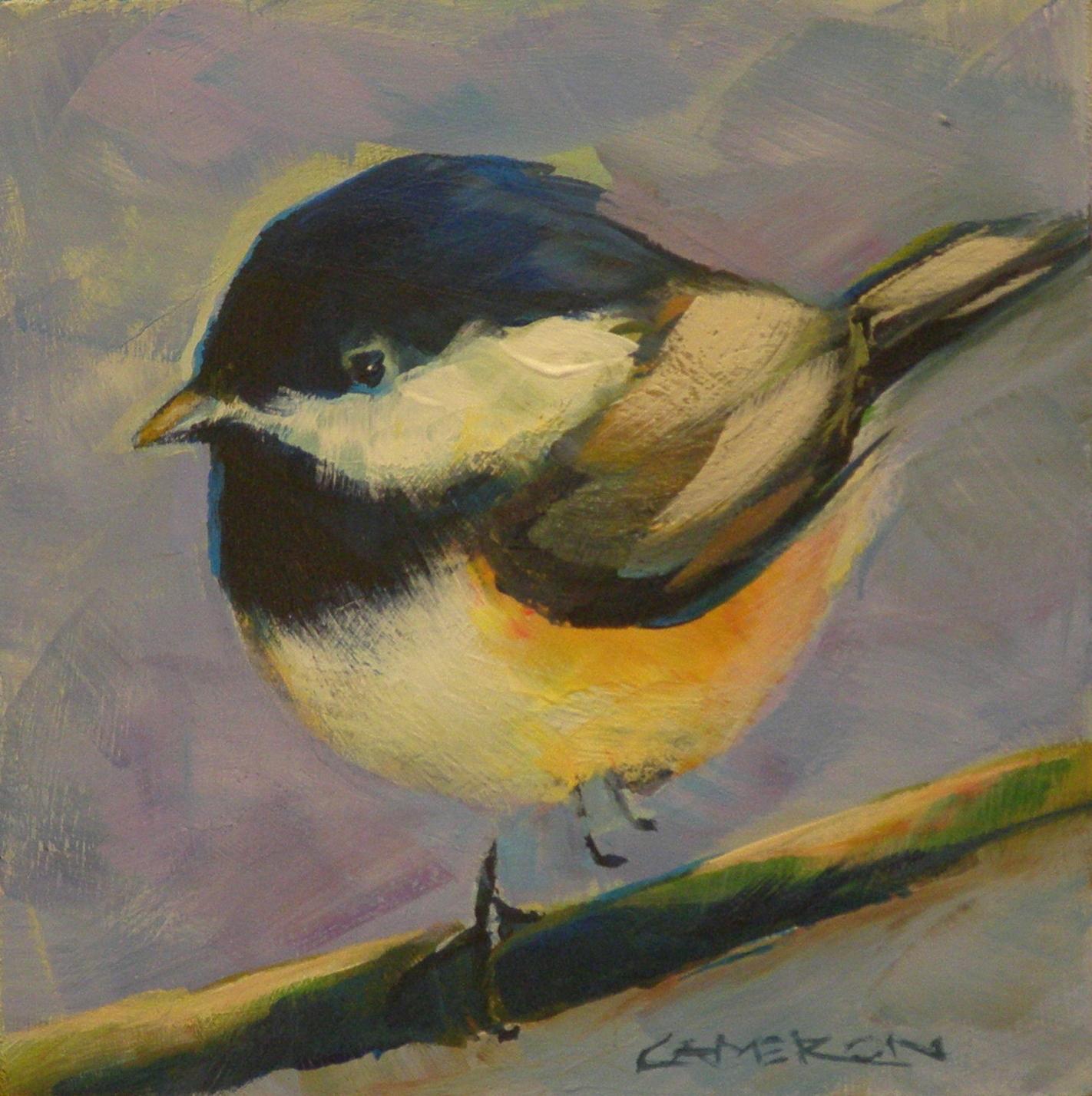 """Balancing Act"" original fine art by Brian Cameron"