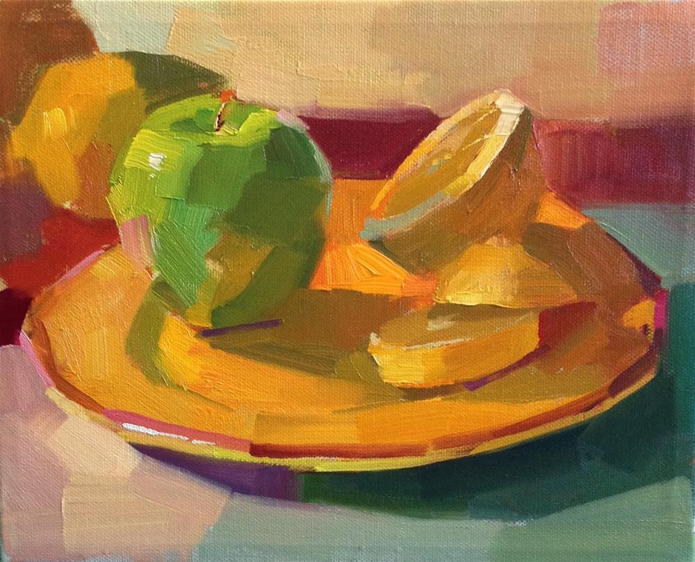 """Painting the Dynamic Still Life...in Shreveport!"" original fine art by Sarah Sedwick"