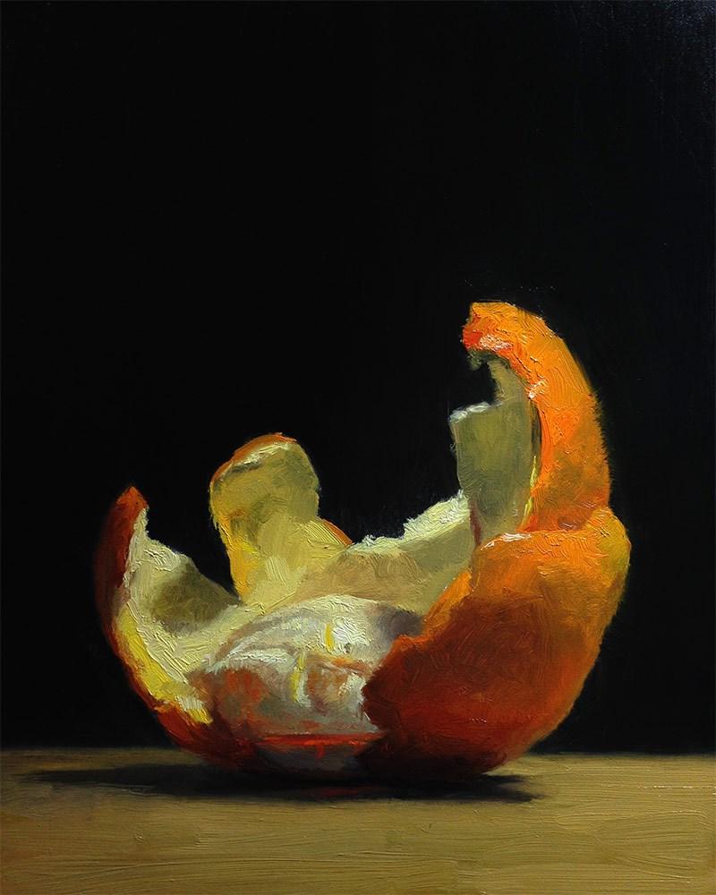 """Hatched"" original fine art by Chris Beaven"