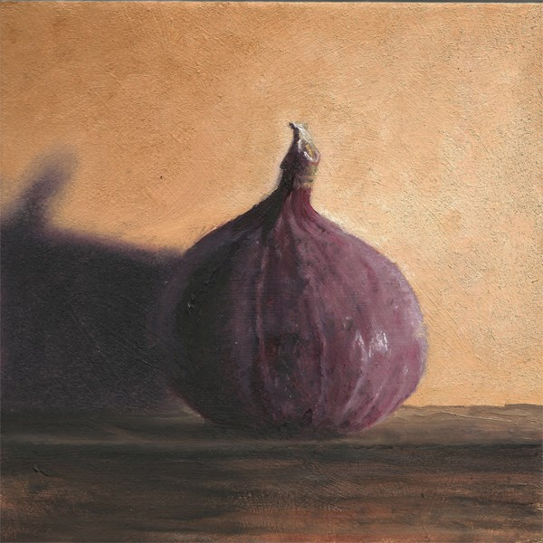 """""""Fig #1"""" original fine art by Peter J Sandford"""