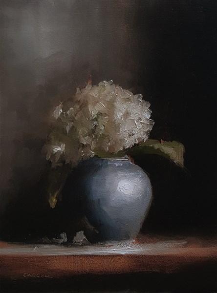 """""""Mums"""" original fine art by Neil Carroll"""