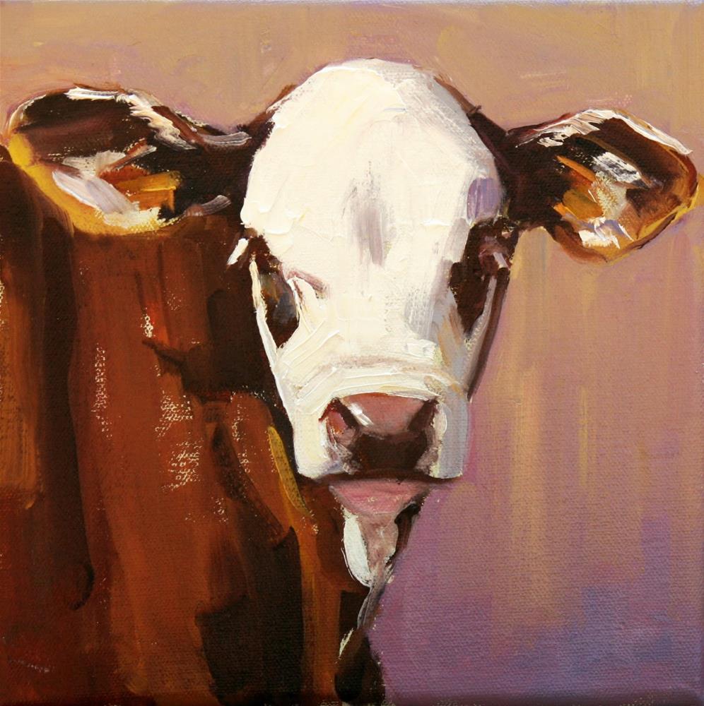 """paco"" original fine art by Carol Carmichael"