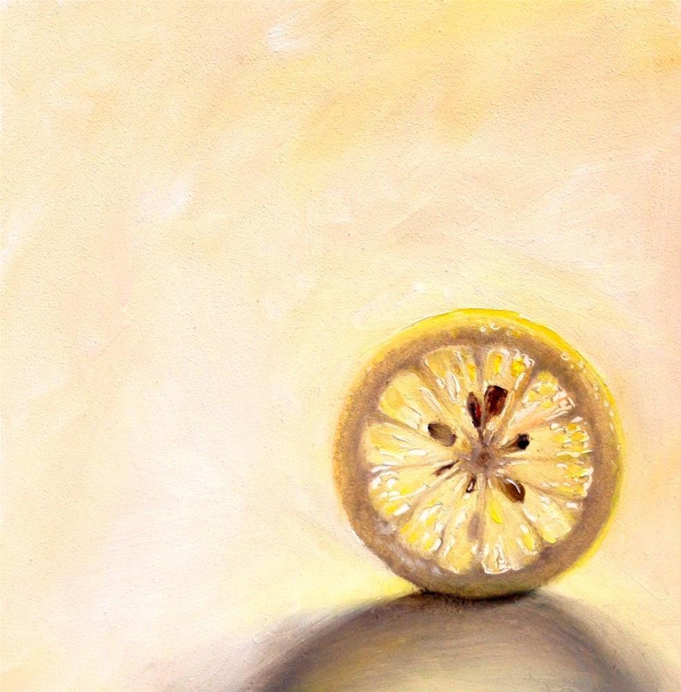 """Wedge"" original fine art by Beth Moreau"