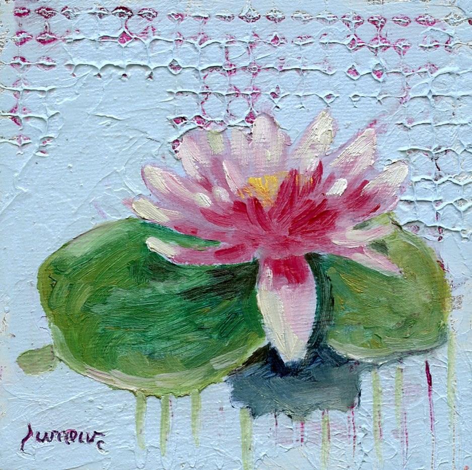 """30 in 30 - Day 21"" original fine art by Sue Furrow"