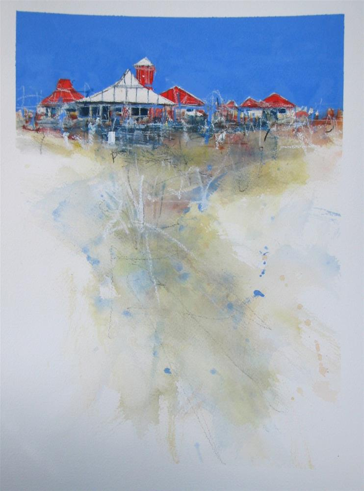 """Outback 2"" original fine art by jeffrey kasbohm"