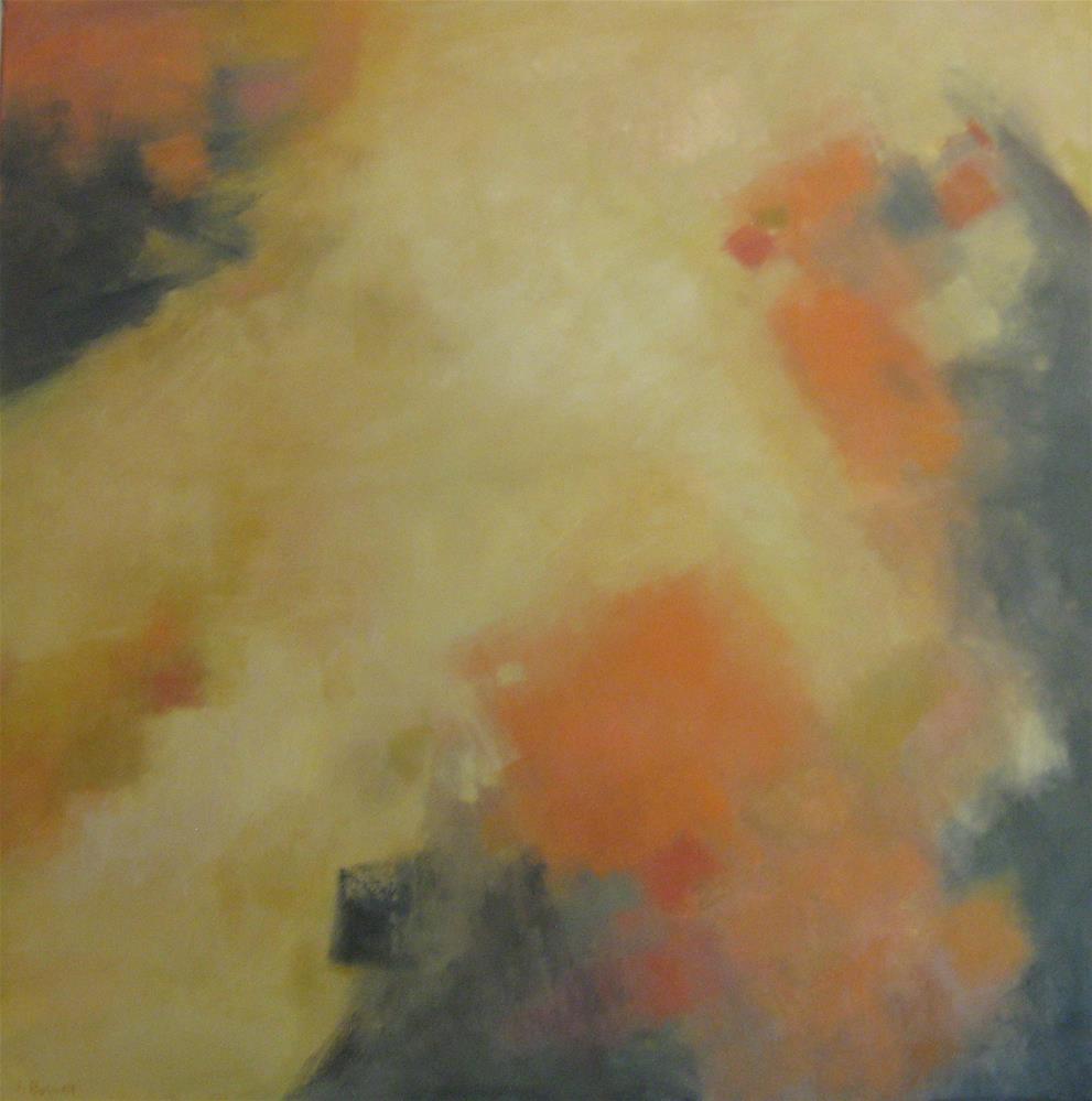 """""""Coriolis Effect"""" original fine art by Jennifer Boswell"""