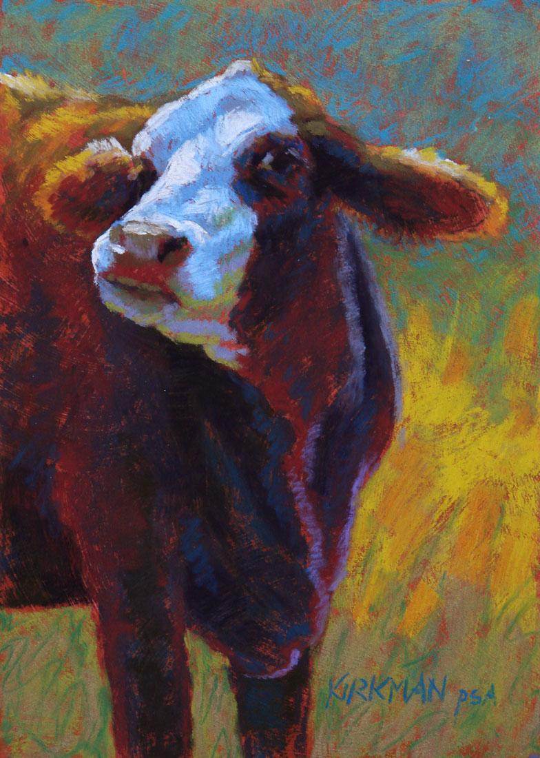 """""""Jasper"""" original fine art by Rita Kirkman"""