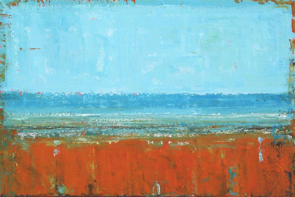 """Vacation Photo Beach"" original fine art by Sage Mountain"