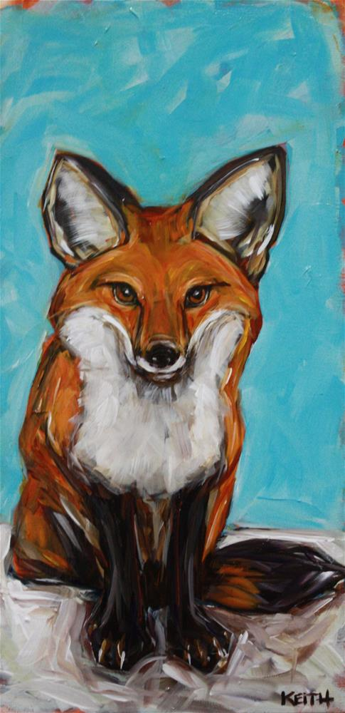 """Chopper"" original fine art by Kandice Keith"