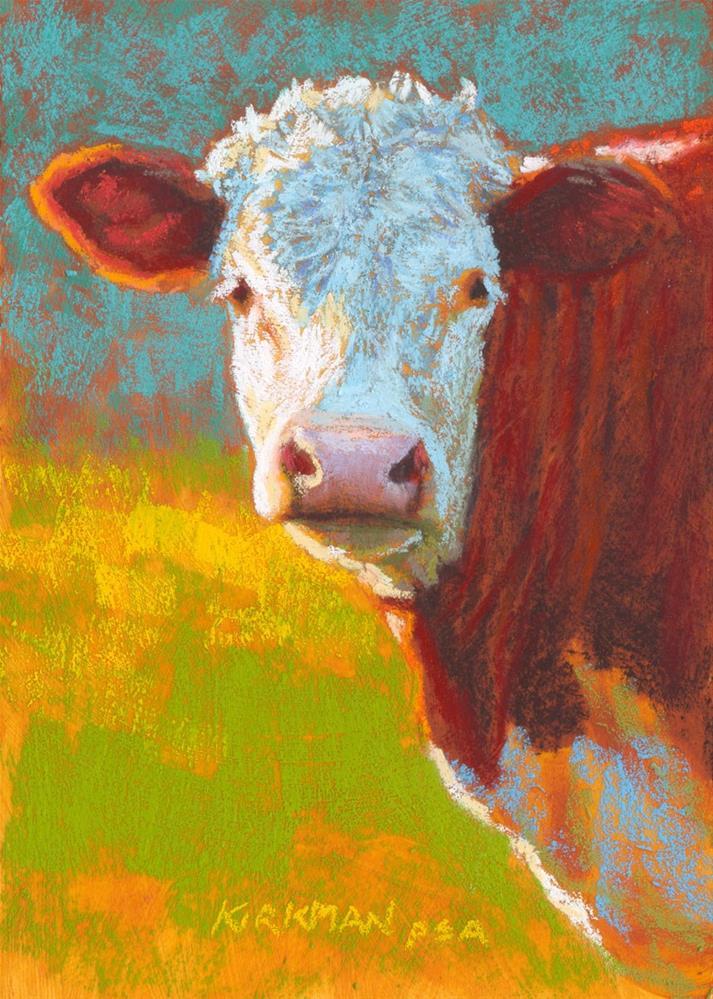 """Lasagna"" original fine art by Rita Kirkman"