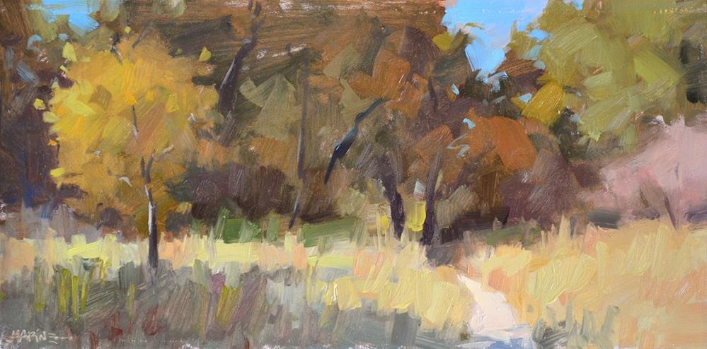 """""""Colorado Color"""" original fine art by Carol Marine"""