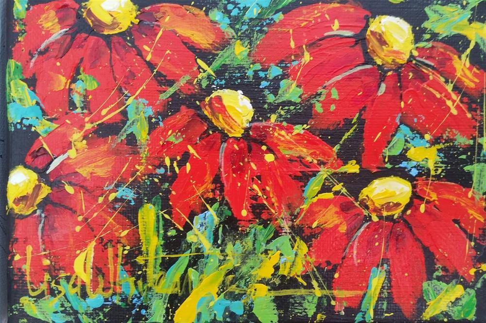 """""""1 - Back in time"""" original fine art by Lisa Whitener"""