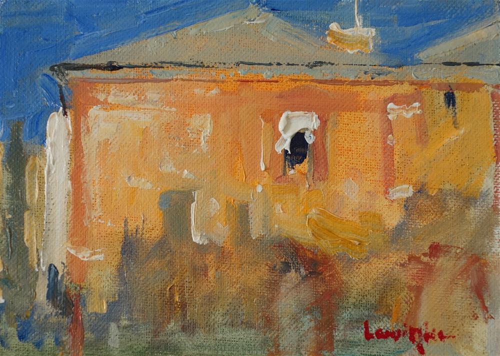 """""""Glare"""" original fine art by Lorraine Lewitzka"""