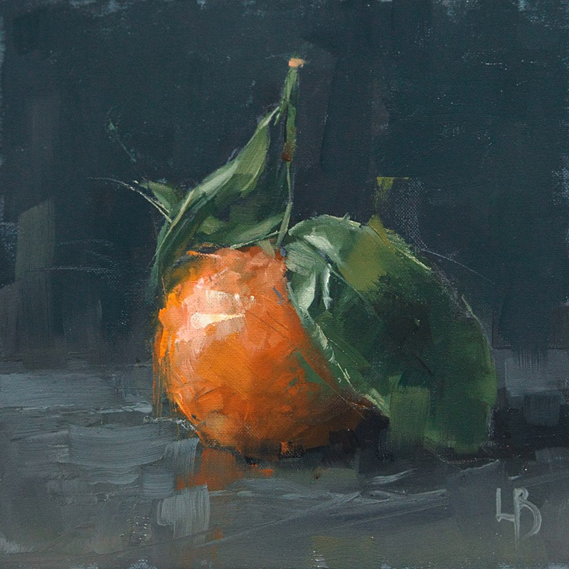 """#164"" original fine art by Ollie Le Brocq"