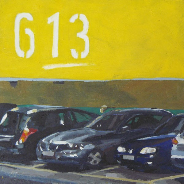 """049 613"" original fine art by Anja Berliner"