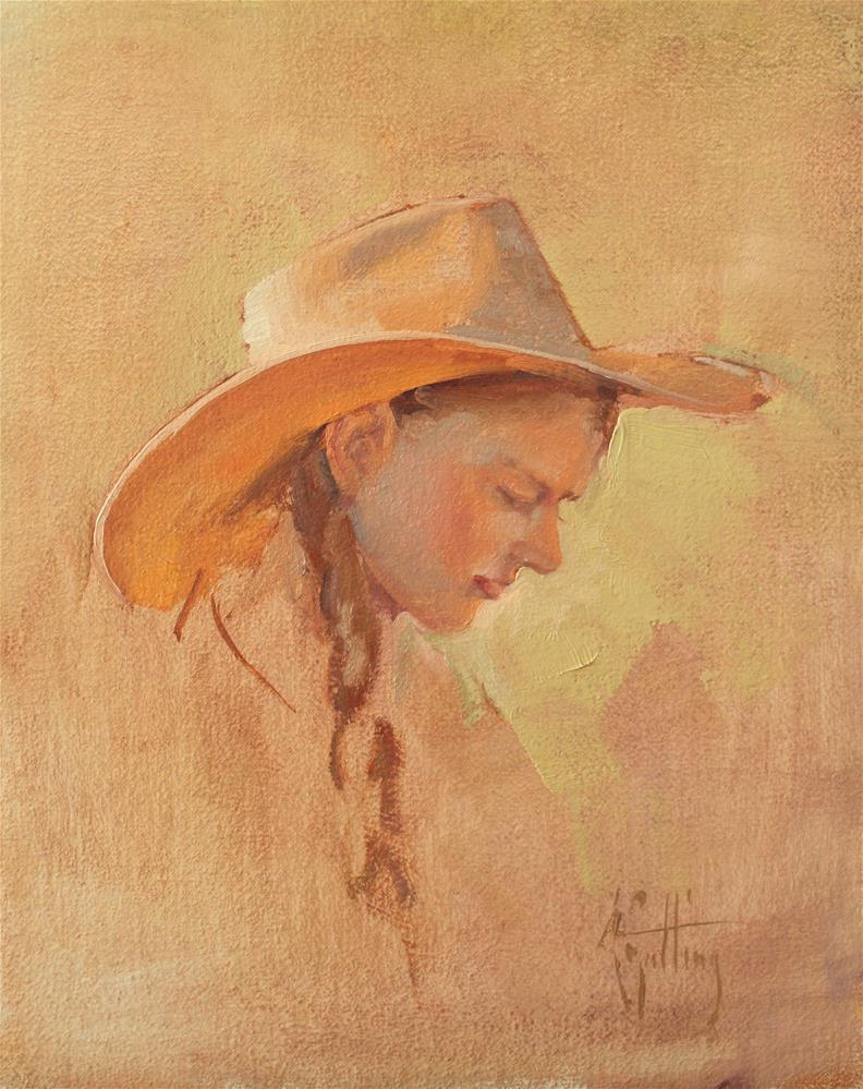 """Sketch#1"" original fine art by Abigail Gutting"