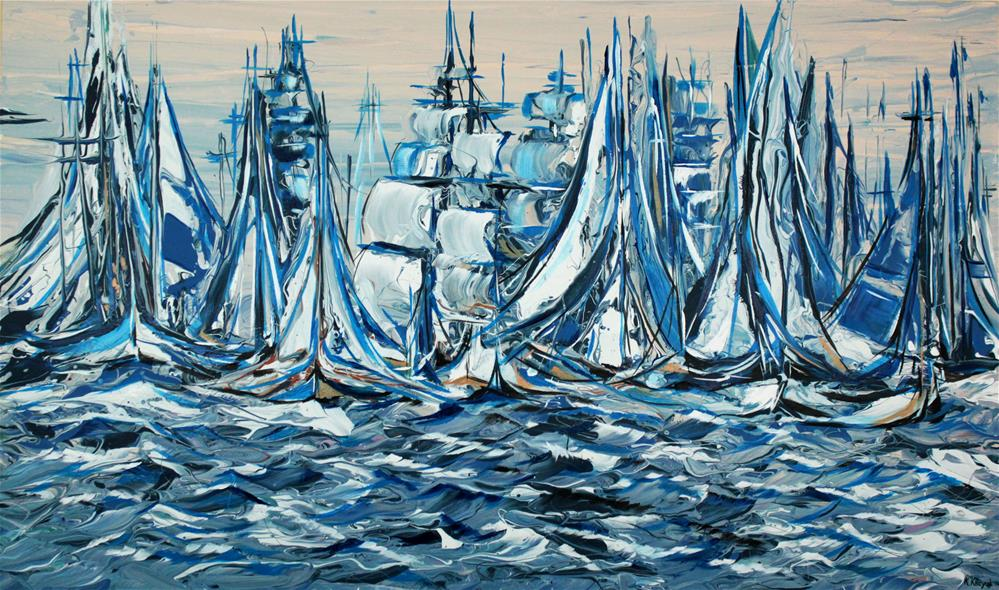 """Vintage Classic"" original fine art by Khrystyna Kozyuk"