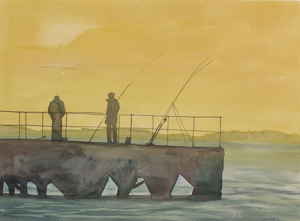"""""""Italy V"""" original fine art by Vito Cagnazzo"""