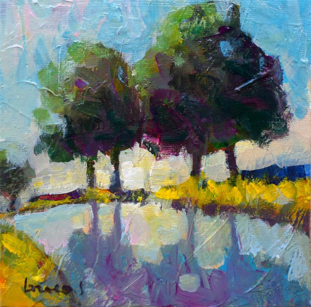 """Tree"" original fine art by salvatore greco"