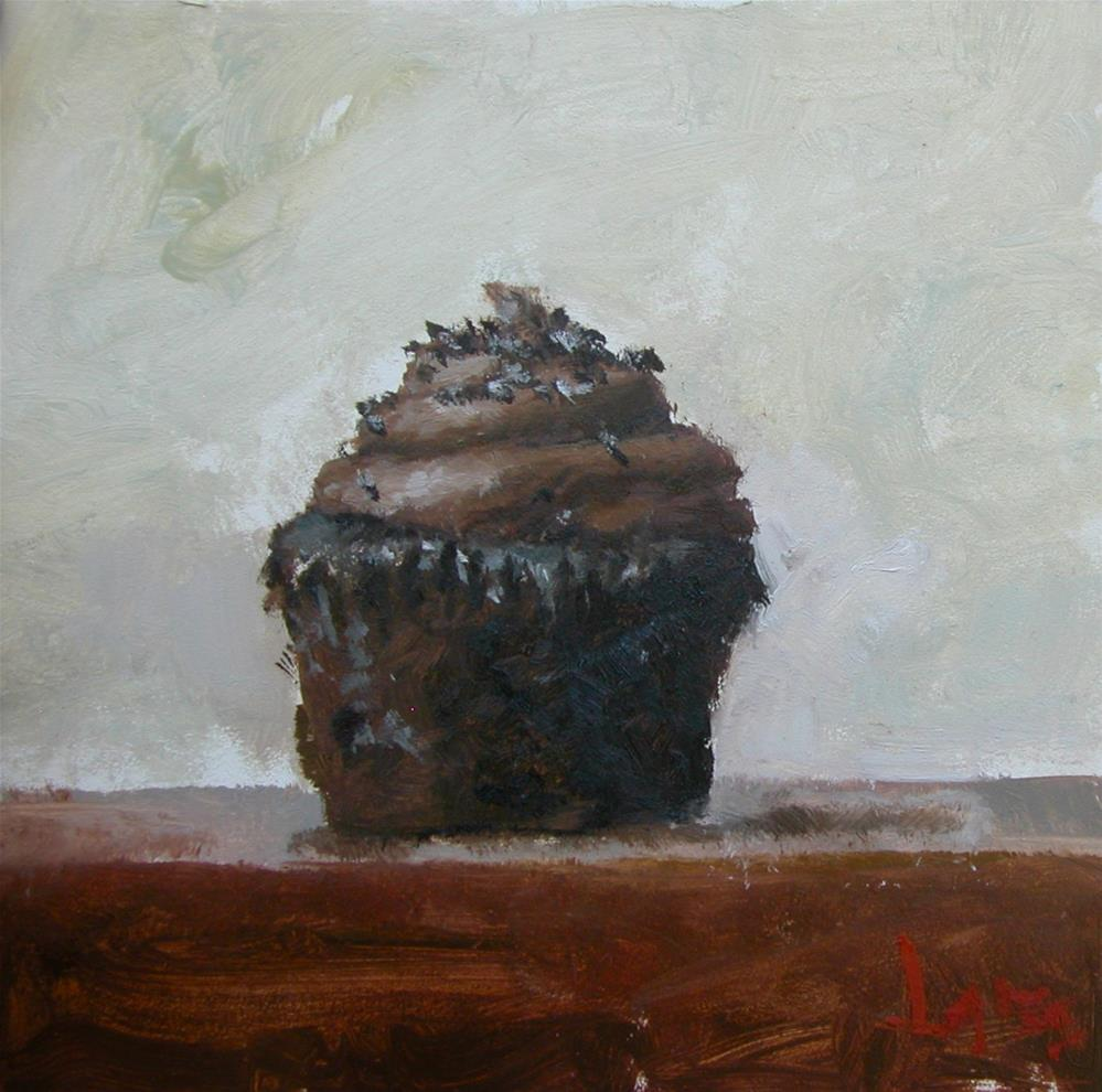 """Triple Chocolate"" original fine art by Richard Jones"