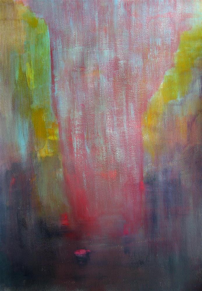"""Passage"" original fine art by Alina Frent"