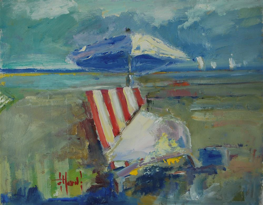 """Morning Sun"" original fine art by Deborah Harold"