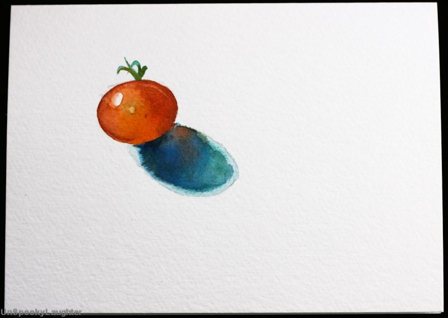 """Daily Painting 96"" original fine art by A.E.E. Miller"