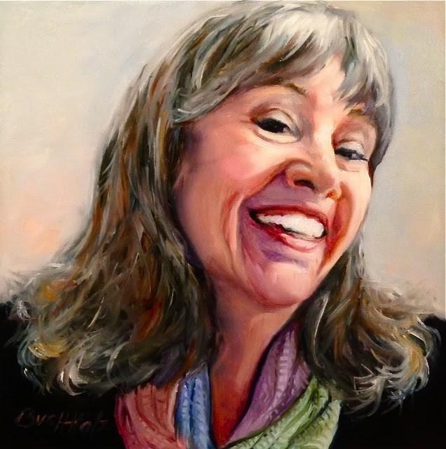 """""""Susie"""" original fine art by Terri Buchholz"""
