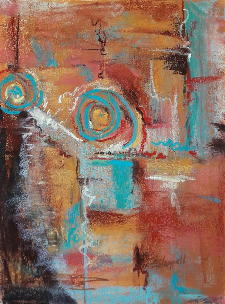 """Feeling Southwest"" original fine art by Becky Chappell"