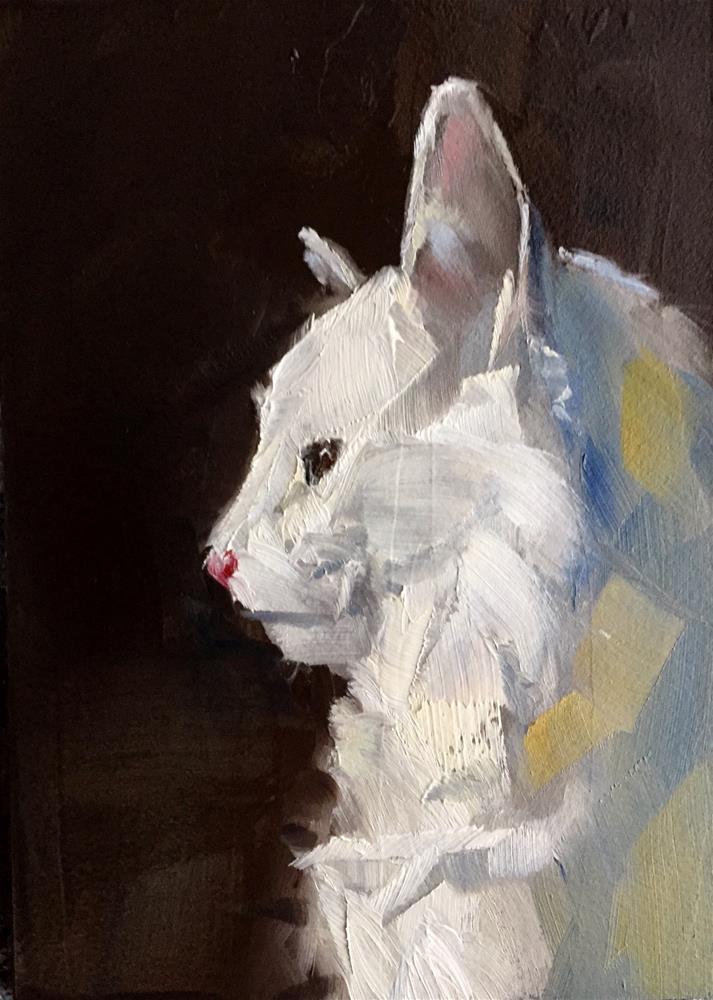 """Pearl"" original fine art by Gary Bruton"