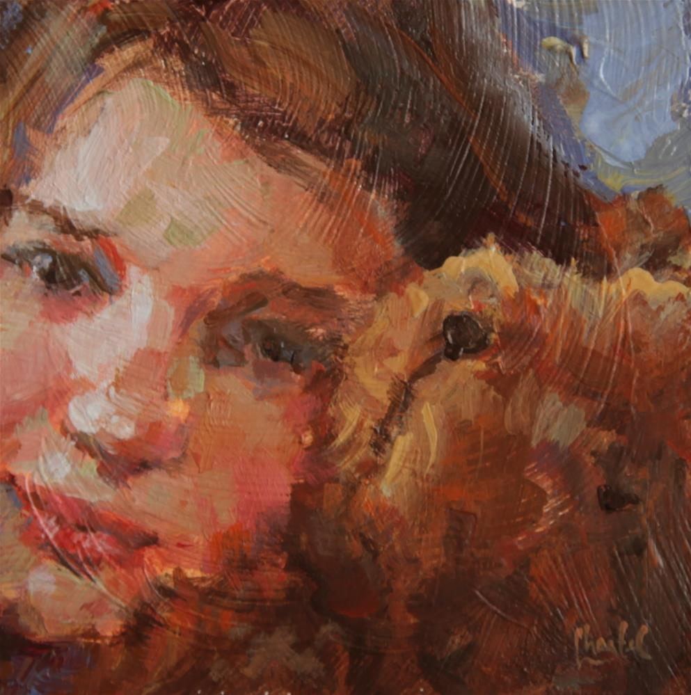 """Memories"" original fine art by Chantel Barber"