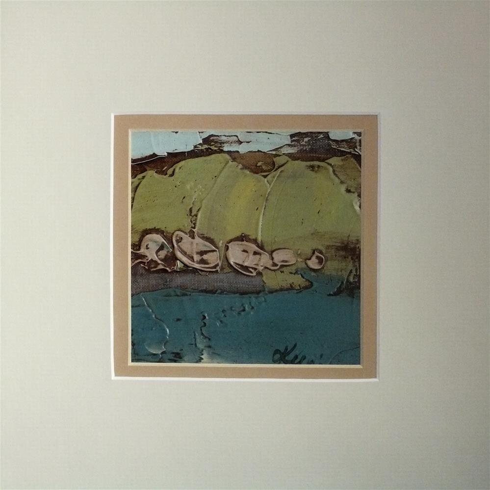 """Landscape 176"" original fine art by Ewa Kunicka"