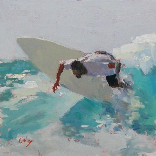 """Shadow Maker"" original fine art by Randall Cogburn"