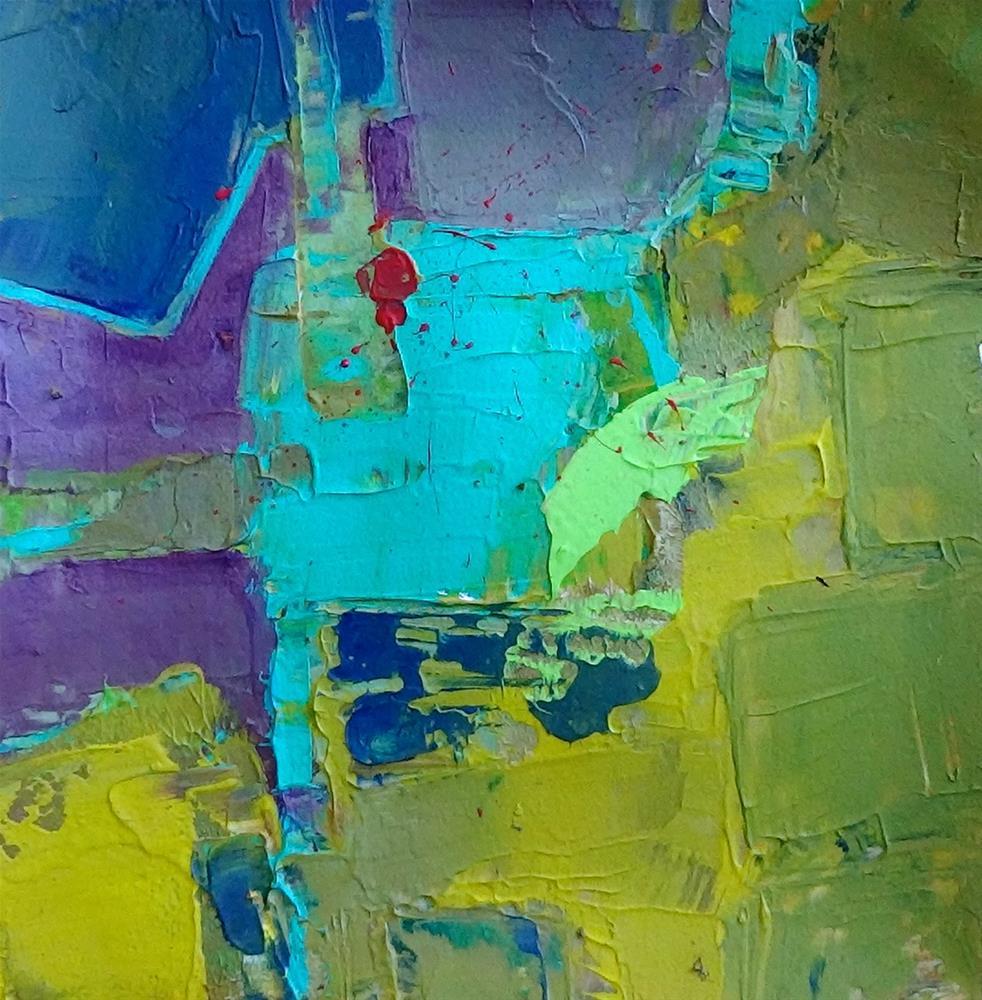"""""""Poco"""" original fine art by Elizabeth Chapman"""