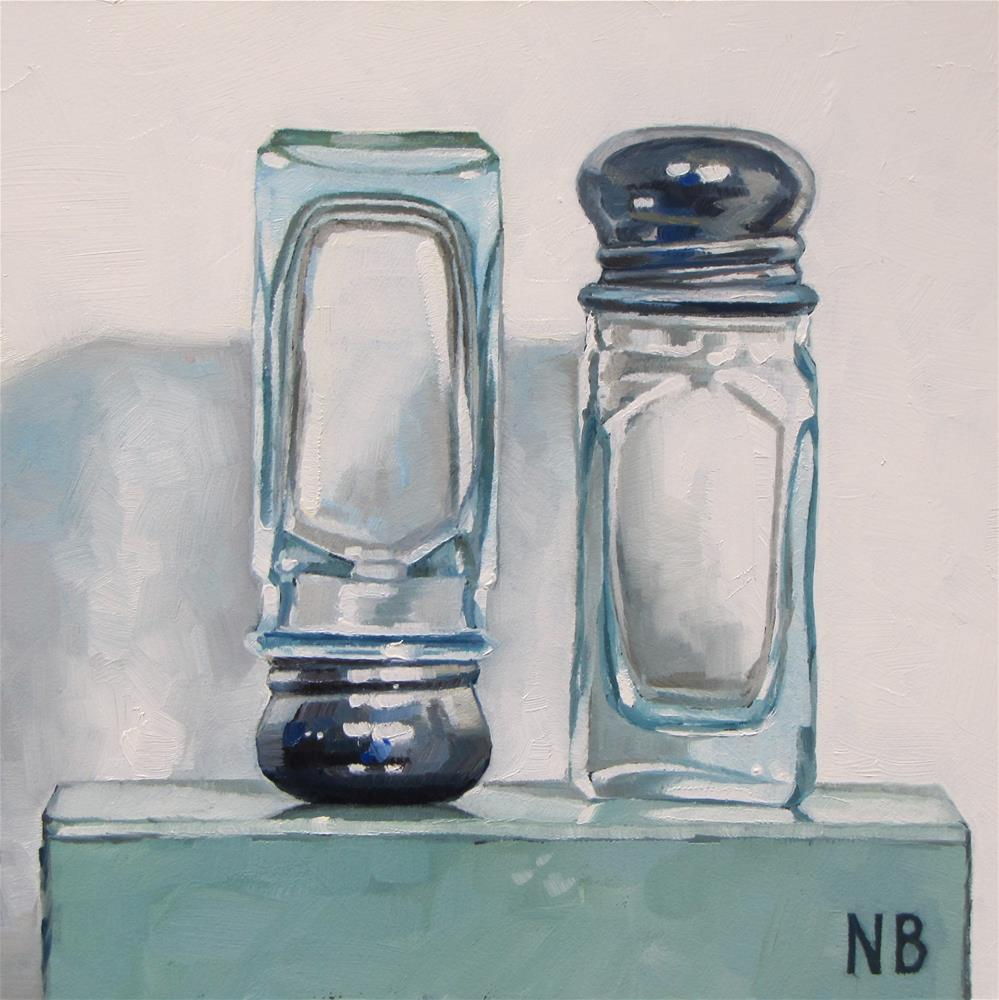 """Show Off"" original fine art by Nora Bergman"