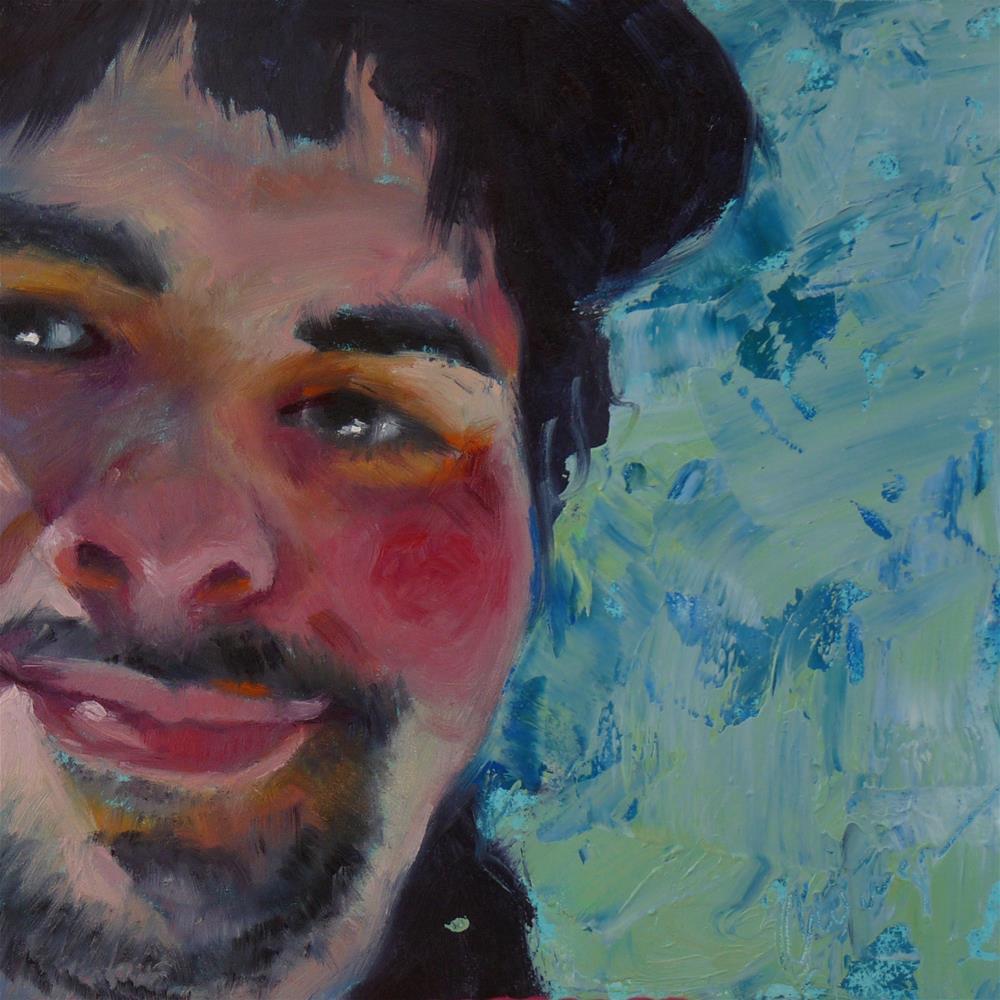 """Yep! I DId"" original fine art by Sharman Owings"
