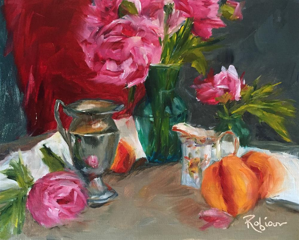 """""""Reflections:  26 of 30"""" original fine art by Renee Robison"""