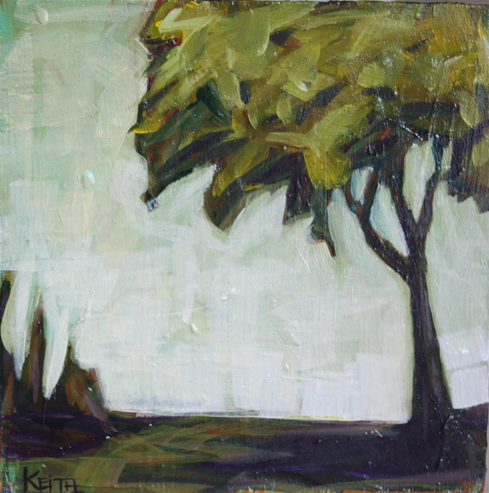 """On Display"" original fine art by Kandice Keith"