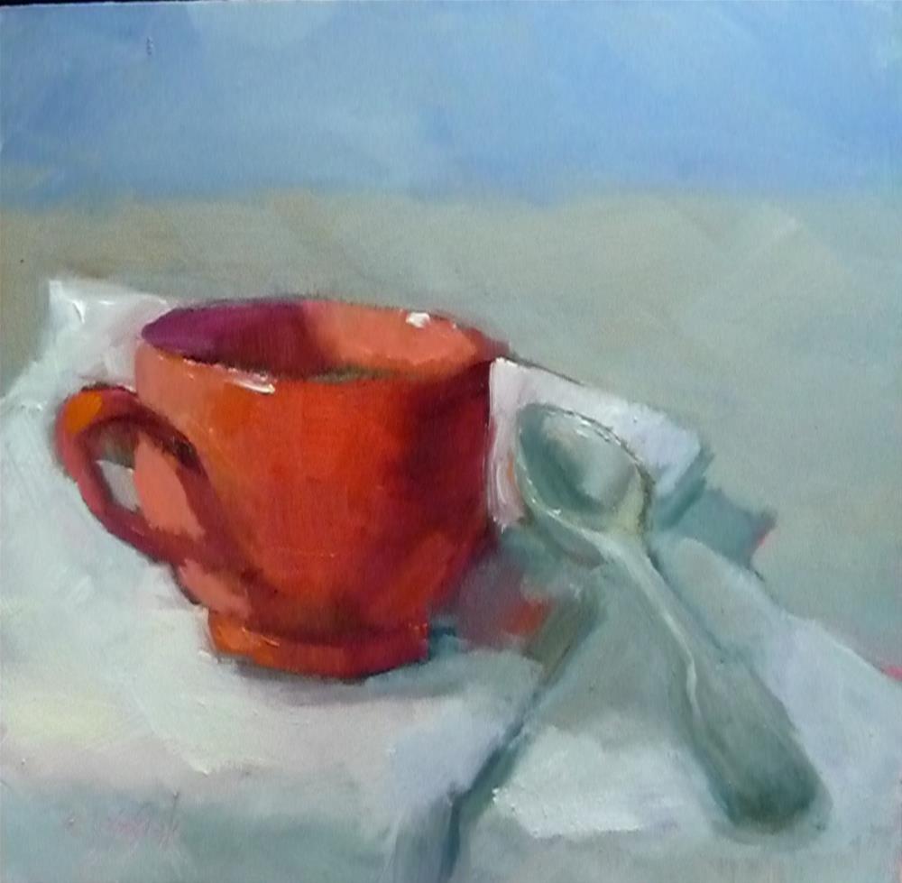 """Cheerful Day"" original fine art by Carol Josefiak"