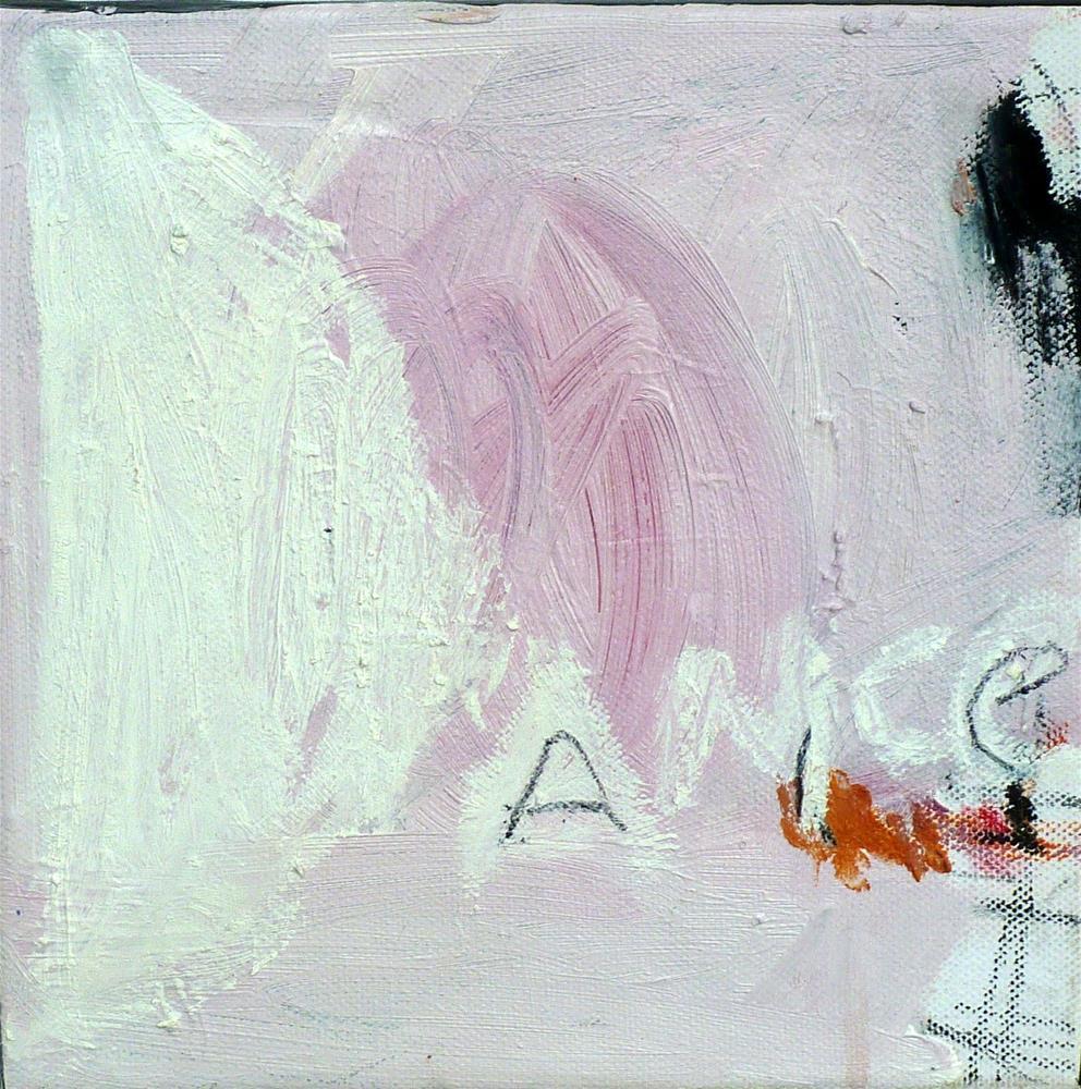 """Dance - Abstrakt"" original fine art by Mila Plaickner"