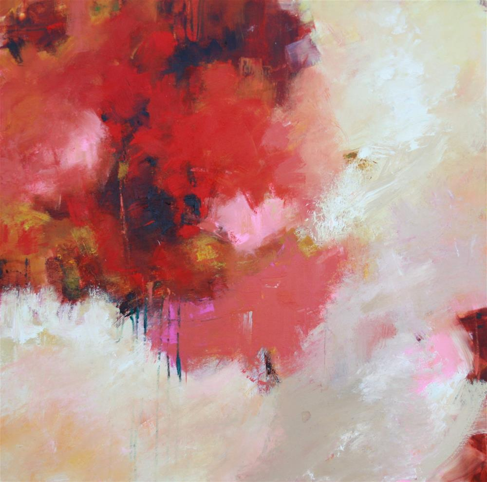 """Enthusia"" original fine art by Elizabeth Chapman"