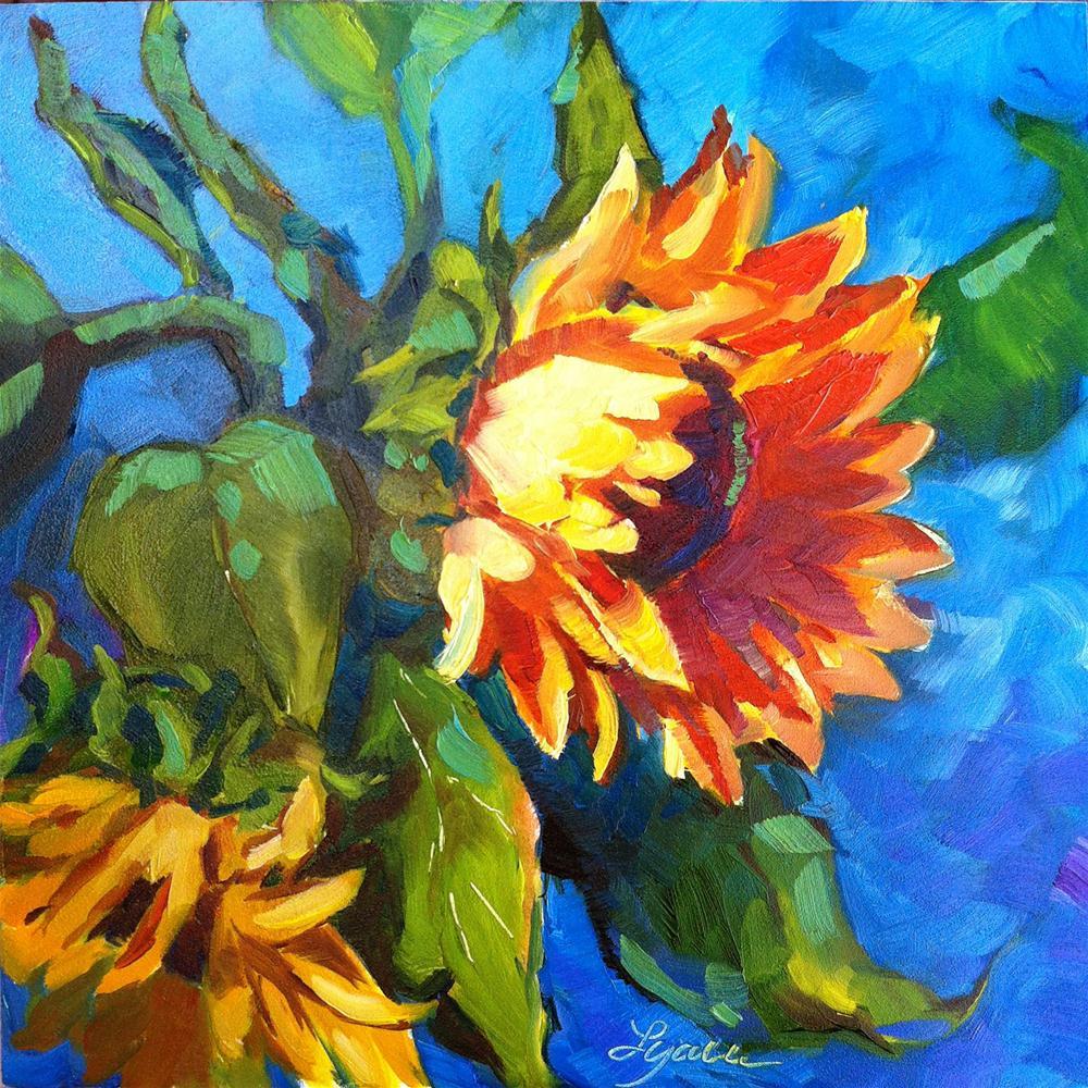 """""""Devotion"""" original fine art by Laura Gable"""