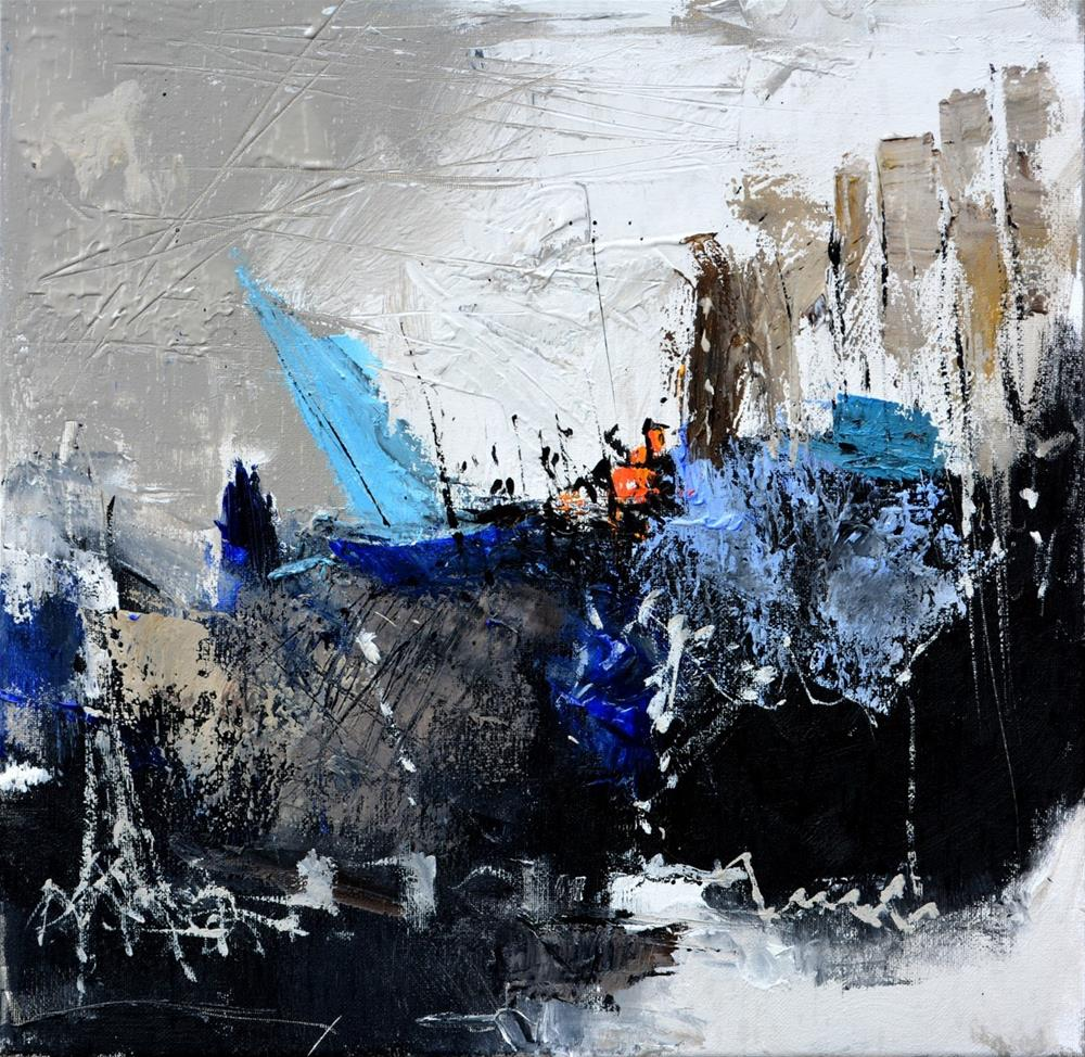 """abstract 4451703"" original fine art by Pol Ledent"