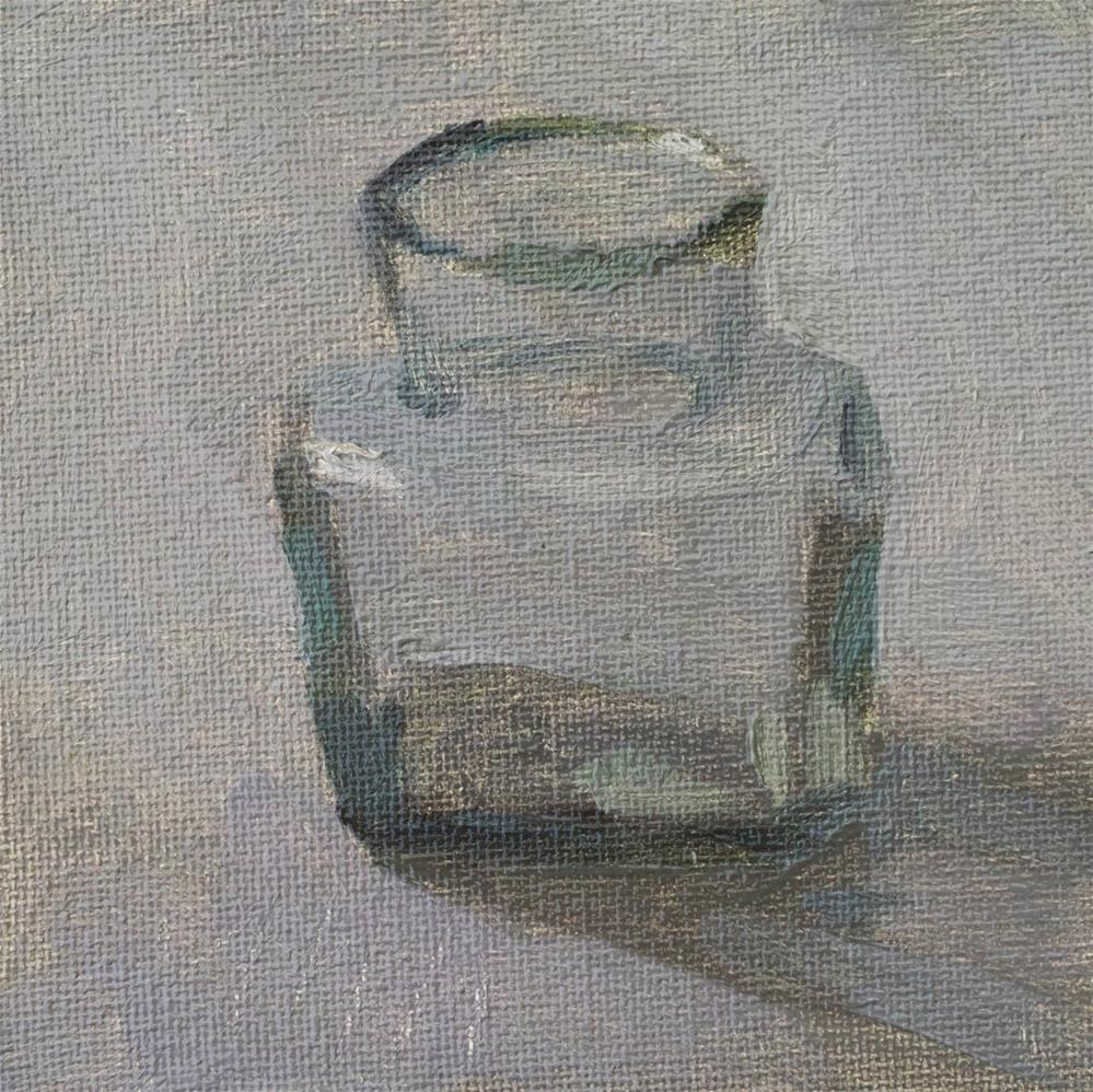 """Still life"" original fine art by Yuehua He"